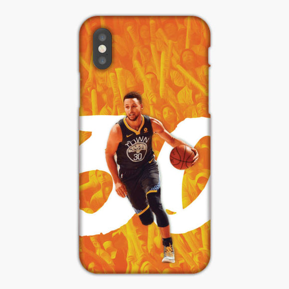 Stephen Curry Number 30 Legend iPhone 7 Plus Case