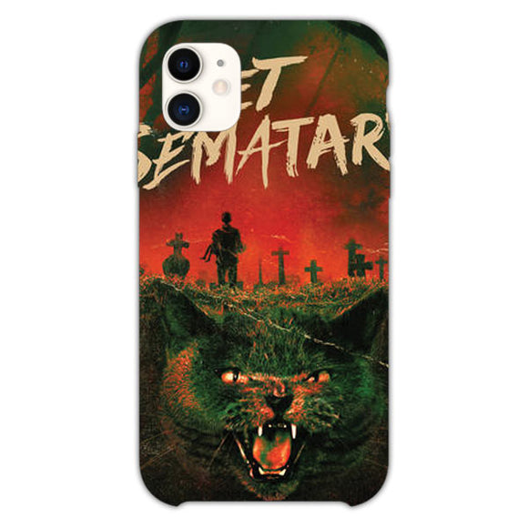 Stephen King'S Pet Sematary iPhone 11 Case