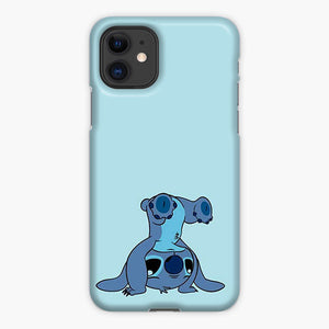Stitch Lilo iPhone 11 Case, Plastic Case, Snap Case & Rubber Case