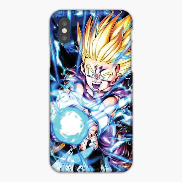 Super Saiyan 2 Gohan In Dragon Ball Legends iPhone XS Max Case