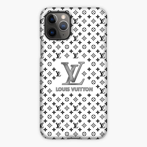 Supreme X Louis Vuitton Logo 3d Grey iPhone 11 Pro Max Case, Plastic Case, Snap Case & Rubber Case