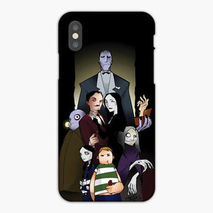The Addams Family Family Portrait iPhone 7 Plus Case