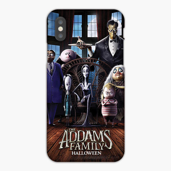 The Addams Family Halloween iPhone 7 Plus Case