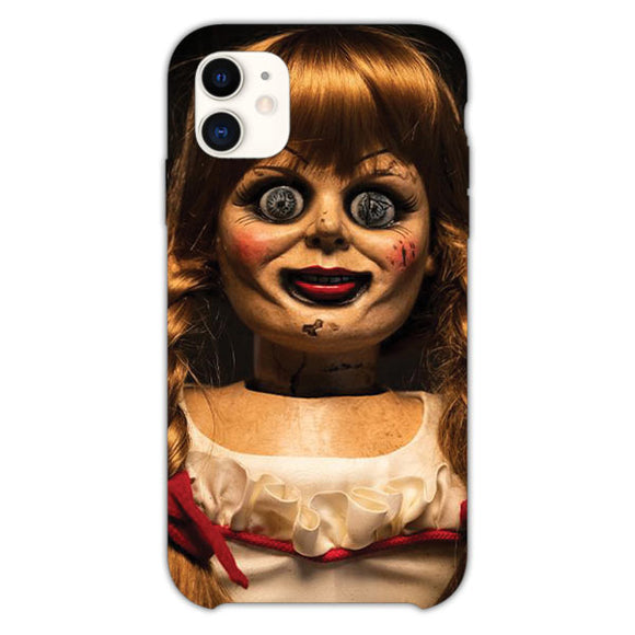 The Conjuring Annabelle Doll iPhone 11 Case