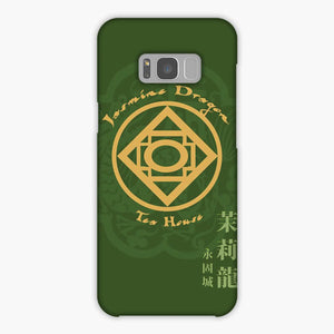 The Jasmine Dragon Tea House Avatar The Last Airbender Samsung Galaxy S8 Plus Case, Snap Case 3D Print