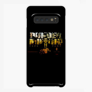 The Office Crew Pape Pany Samsung Galaxy S10 Plus Case, Plastic Case, Snap Case & Rubber Case