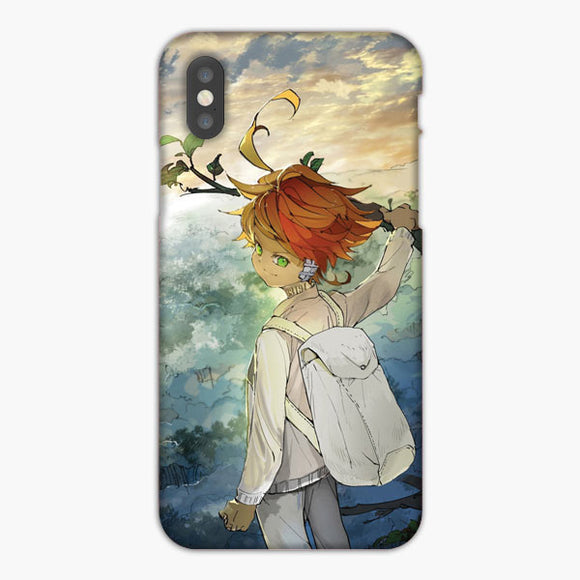 The Promised Neverland Anime Emma Fanart iPhone 7 Case
