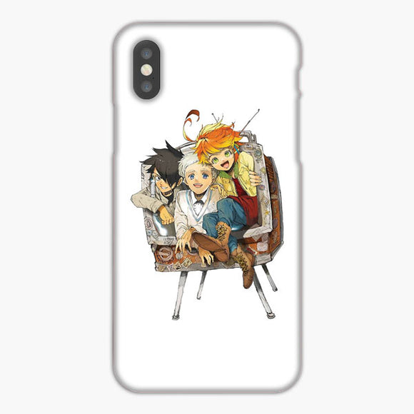 The Promised Neverland Anime Emma Norman Ray Art iPhone 7 Case