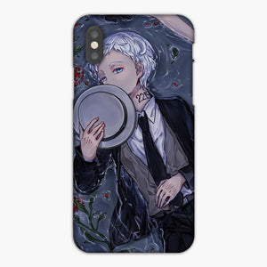 The Promised Neverland Anime Norman iPhone X Case