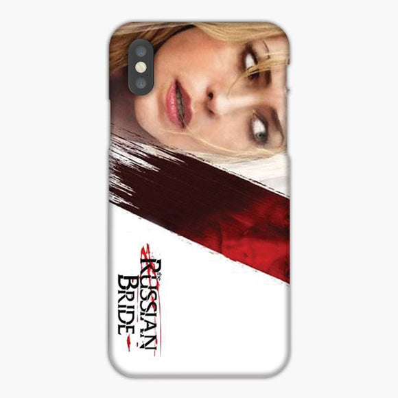 The Russian Bride 2019 iPhone 8 Case
