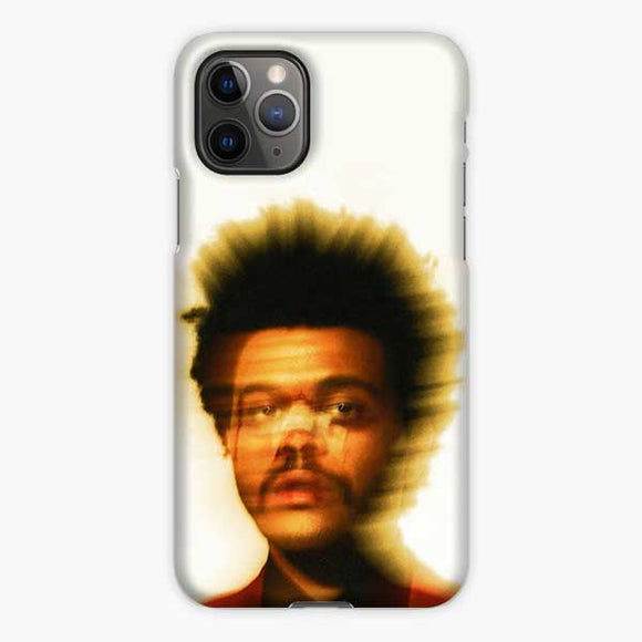 The Weeknd Blinding Lights Shadow iPhone 11 Pro Case, Snap 3D Case
