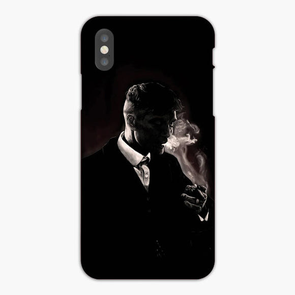 Thomas Shelby From Peaky Blinders iPhone XS Case