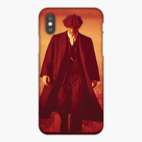 Tommy Shelby Peaky Blinders iPhone X Case