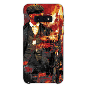 Tommy Shelby Peakyblinders Samsung Galaxy S10e Case, Snap Case 3D Print