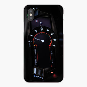 Toyota Supra Launch Edition Interior Instrument Cluster iPhone XS Max Case