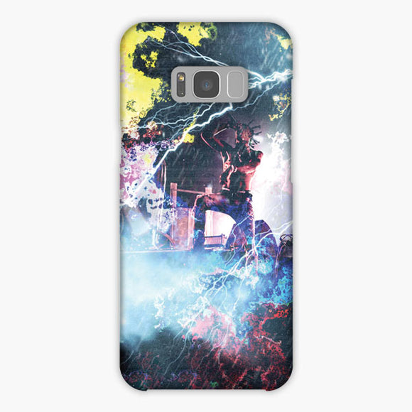 Travis Scott Astrothunder Samsung Galaxy S8 Case, Snap Case 3D Print