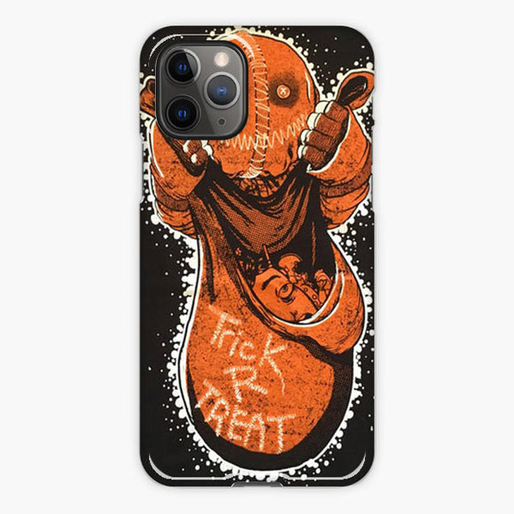 Trick Or Treat Sam Hain iPhone 11 Pro Case