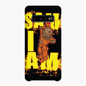 Trick 'R Treat Sam I Am Samsung Galaxy S10 Plus Case, Snap Case 3D Print