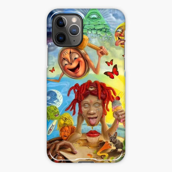 Trippie Redd Lifes A Trip Cover iPhone 11 Pro Case