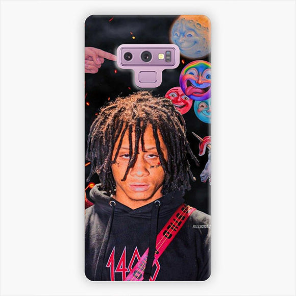 Trippie Redd Rapper 1400 Galaxy Samsung Galaxy Note 9 Case, Snap 3D Case
