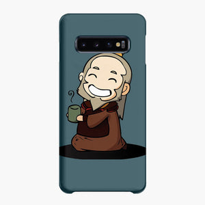 Uncle Iroh A Fictional Character Samsung Galaxy S10 Plus Case, Snap Case 3D Print