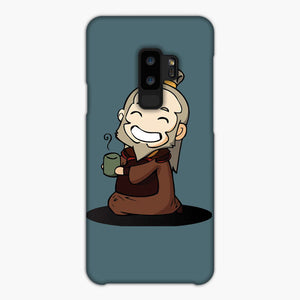 Uncle Iroh A Fictional Character Samsung Galaxy S9 Plus Case, Snap Case 3D Print