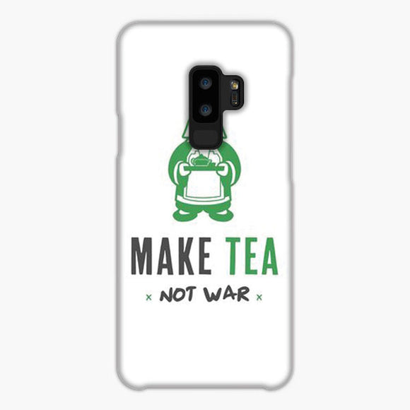 Uncle Iroh Make Tea Not War Samsung Galaxy S9 Case, Snap Case 3D Print
