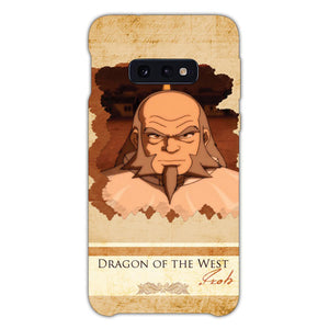 Uncle Iroh Tea Of The West Samsung Galaxy S10e Case, Snap Case 3D Print