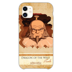 Uncle Iroh Tea Of The West iPhone 11 Case