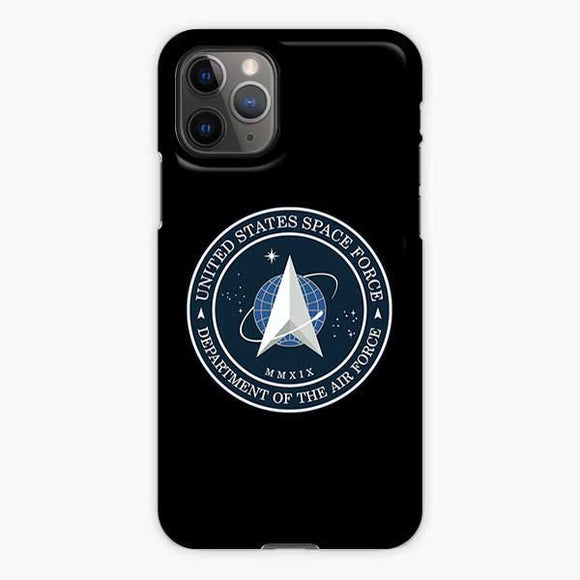 United State Space Force iPhone 11 Pro Case, Snap 3D Case