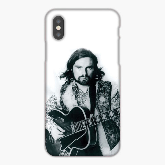 Van Morisson Moondance iPhone XS Case