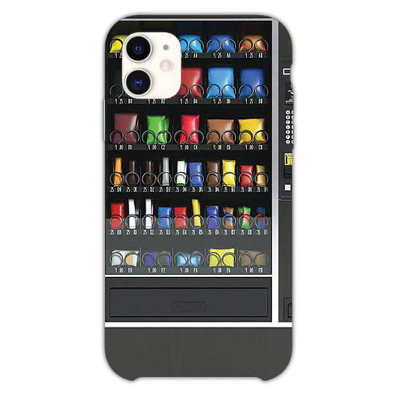 Vending Machine Stock iPhone 11 Case