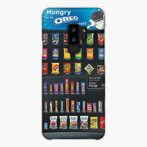 Vending Machines Oreo Samsung Galaxy S9 Case, Snap Case 3D Print