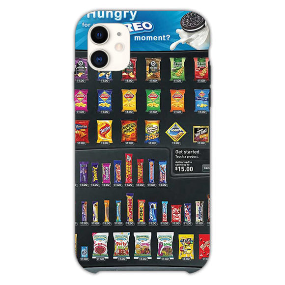 Vending Machines Oreo iPhone 11 Case
