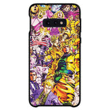 Villains Jojo Bizzare Adventure Samsung Galaxy S10e Case, Tough Case