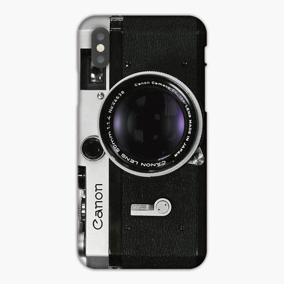 Vintage Canon Rangefinder Camera Retro iPhone 7 Case