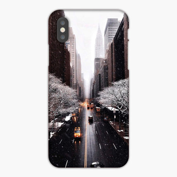 Vsco New York Autumn Wallpaper iPhone 7 Plus Case