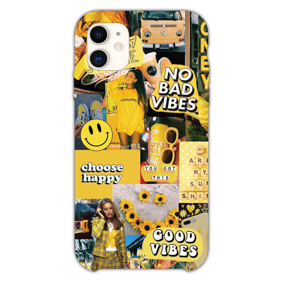 Vsco Yellow Girl iPhone 11 Case