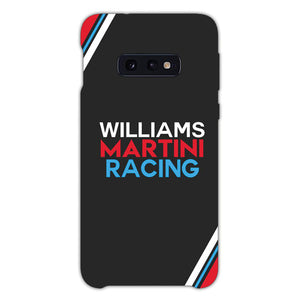 Williams Martini Racing Formula One Samsung Galaxy S10e Case, Snap Case 3D Print