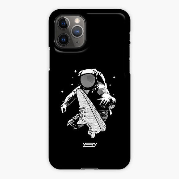 Yeezy Outer Space White Black iPhone 11 Pro Case, Plastic Case, Snap Case & Rubber Case
