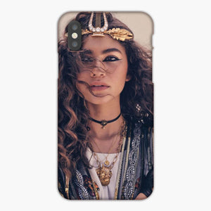 Zendaya The Queen iPhone X Case