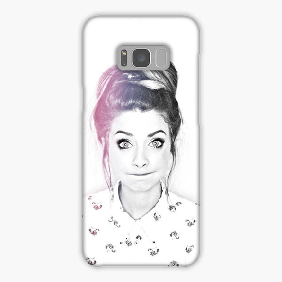 Zoella I Just Love Her Samsung Galaxy S8 Case, Snap Case 3D Print