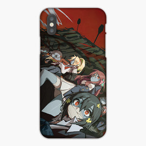 Zombie Land Saga iPhone 8 Plus Case