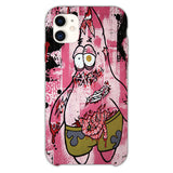 Zombified Patrick iPhone 11 Case