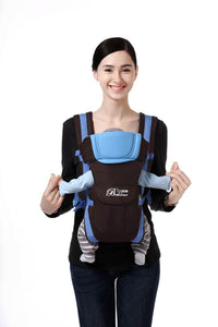 Groundbreaking Ergonomic Carrier for Babies — A Mothers's Dream!