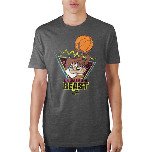 Space Jam Unleash The Beast T-Shirt - The Happy Tourist LTD