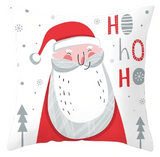 HO HO HO Santa Claus Pillow