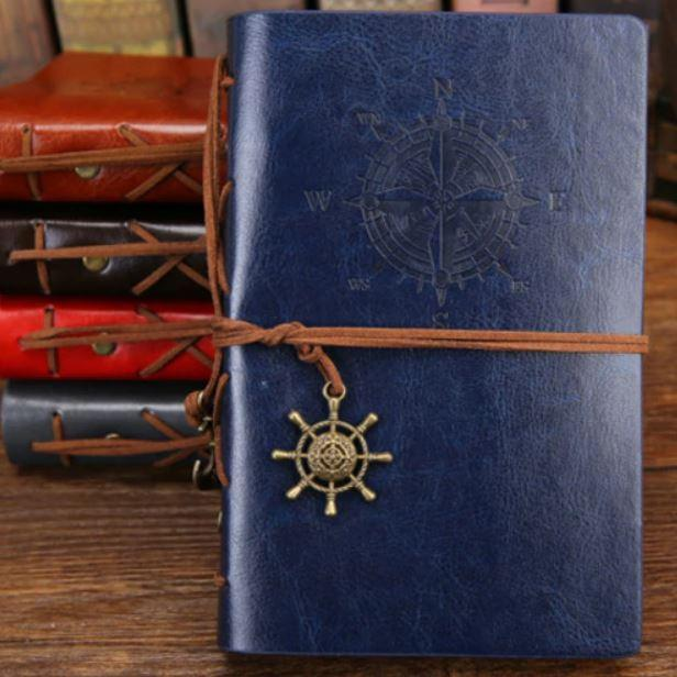 Travel Journal- Leather - The Happy Tourist LTD
