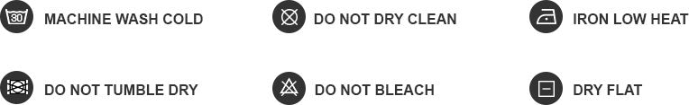 Cycling Clothing Care Instructions