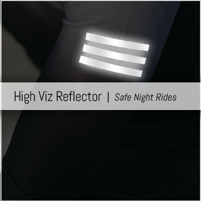 Fdx Reflective Cycling Gear
